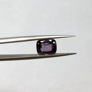 Pinkish Purple Spinel