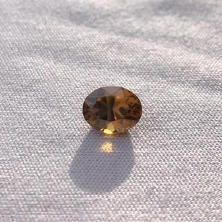 Orange Grossular Garnet
