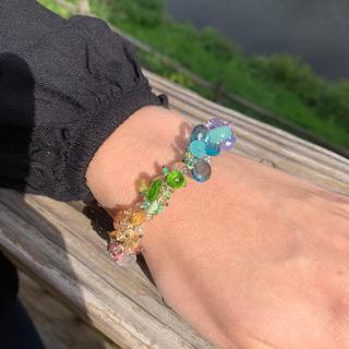 ***SOLD*** Pastel Jellybean bracelet