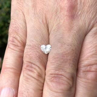Heart Shape Brilliant Cut Diamond  1.18 Carats ***SOLD***
