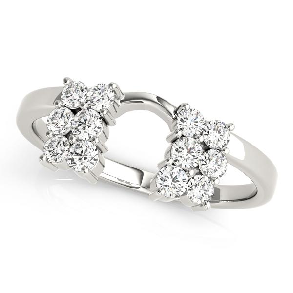 Ovnt81688 14kt Gold Wedding Bands Wraps Inserts Knox Diamonds